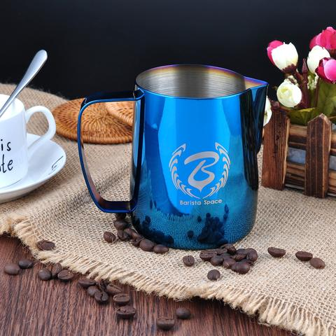 BaristaSpace Pitcher - Blue 350ml