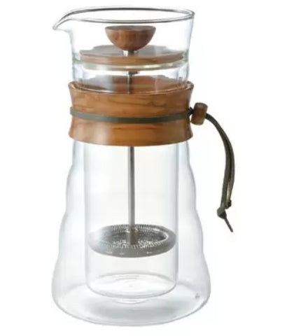 Double Glass Coffee Press