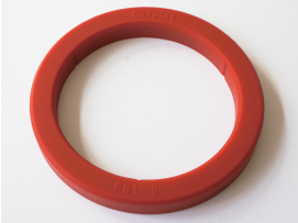 Cafelat Silicone Gasket - E61 Red - 8mm