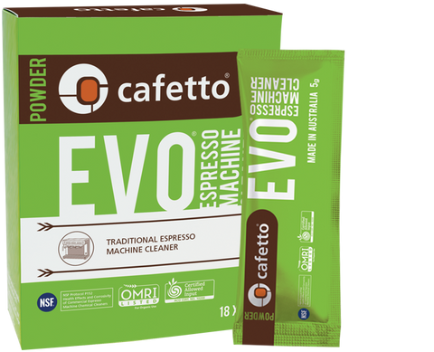 Cafetto EVO sachets Pack