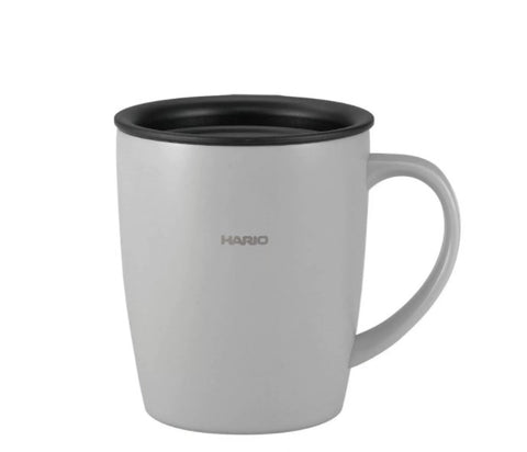 Insulated Mug with Lid 300 (Gray)