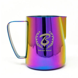 BaristaSpace Pitcher - Rainbow 450 ml