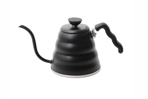 "V60 Drip Kettle Black ""Buono"" By HARIO 1.2L"