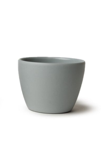 Espresso Cup with 48 East logo (Dark Gray)