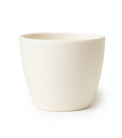 Latte Cup with 48 East logo (Matt White)