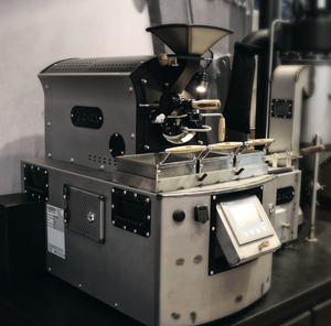 Giesen Sample Roaster