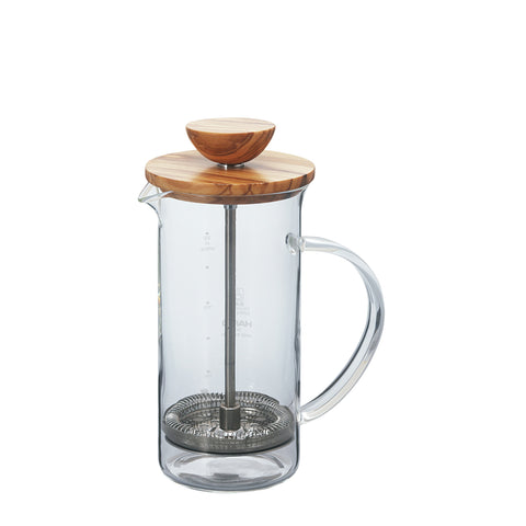 Coffee Press Wood