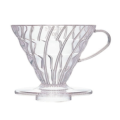 Coffee Dripper V60 02 Clear