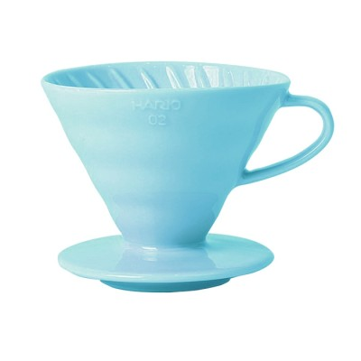 Hario V60 Coffee Dripper 02 Ceramic - Blue