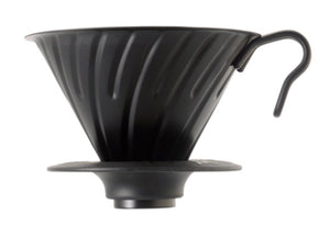 V60 Coffee Dripper 02 Metal / Matte Black