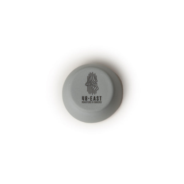 Latte Cup with 48 East logo (Dark Gray)