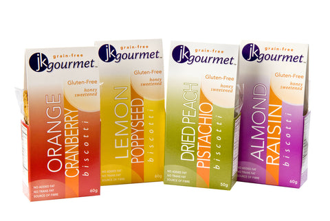 Biscotti FOUR FLAVOURS