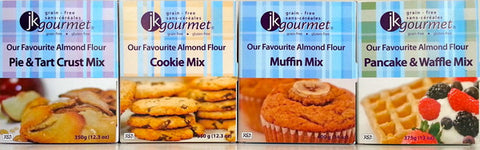 OUR FAVOURITE BAKING MIXES