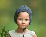Cotton Fleur Bonnet - Earth Colours