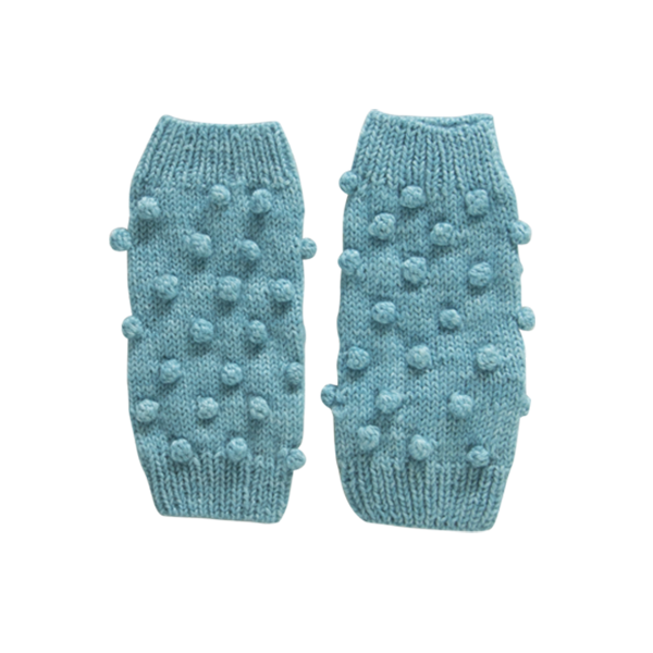 Bobble Leg Warmers