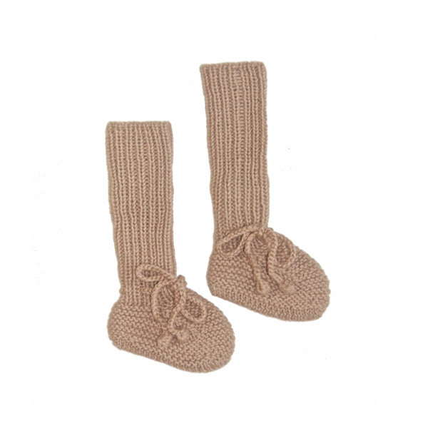 Alpaca Long Booties