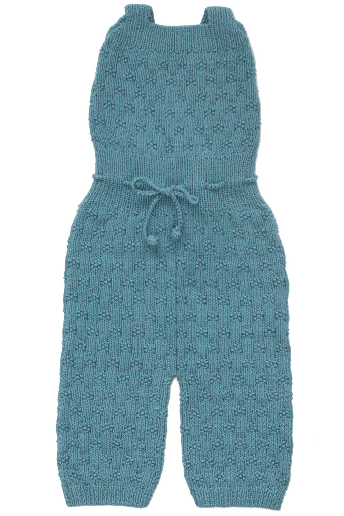 Cotton Overall Teal