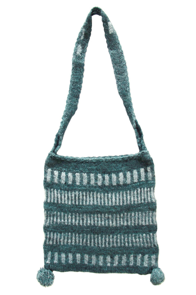 Raya knitted bag