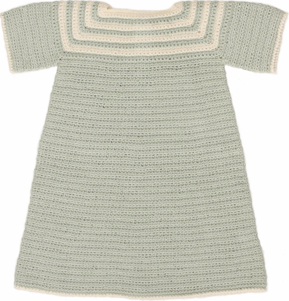 Lilou Dress Sea Foam