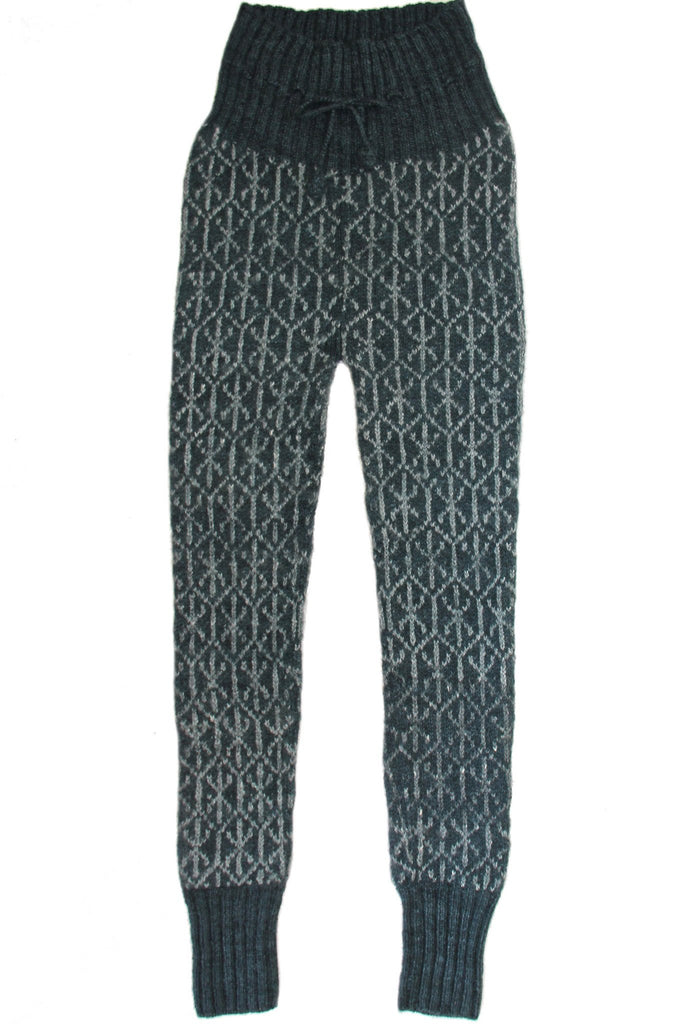 Women's Jacquard Pants