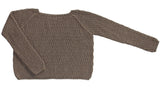 Amaru Sweater/ Dark Sand