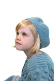 Girl Knitted Beret
