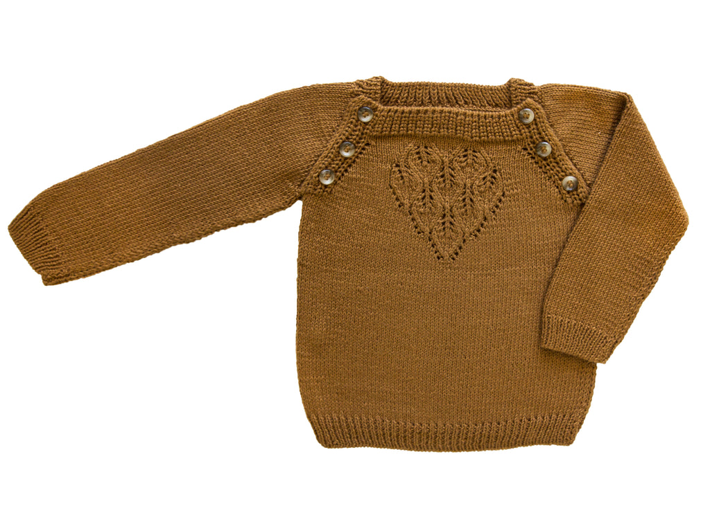 Leaf Sweater