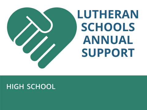 Lutheran High School Annual Support Contribution