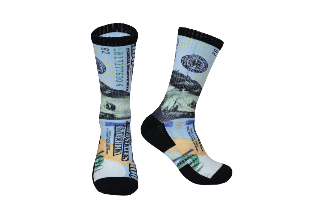SKY HD | BENJI - Skyline Socks