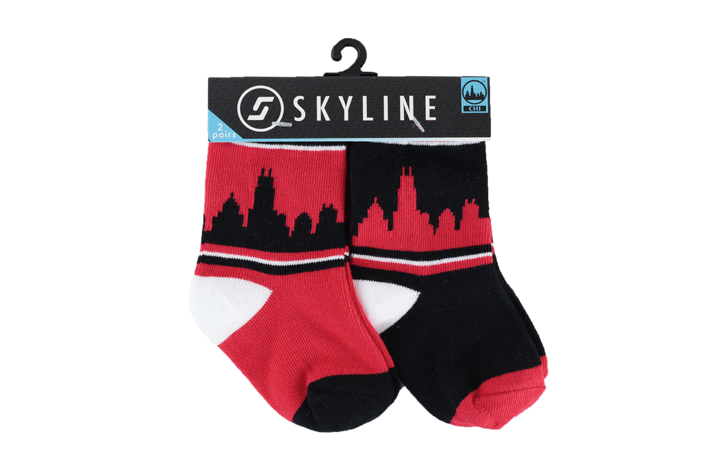 CHI MINIS | 2-PACK | HARDWOOD - Skyline Socks
