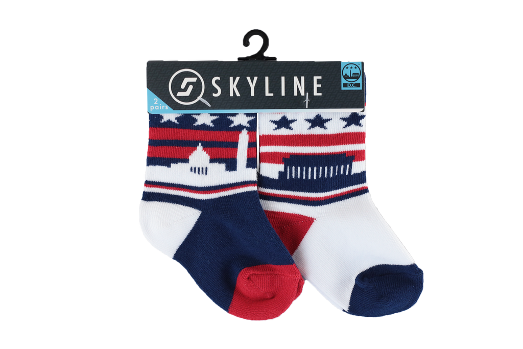 ONE NATION | MINIS | TEAM PACK - Skyline Socks