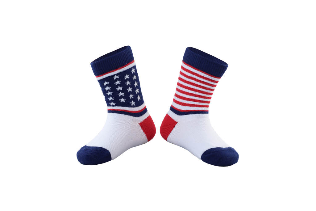 ONE NATION MINIS | 2-PACK - Skyline Socks