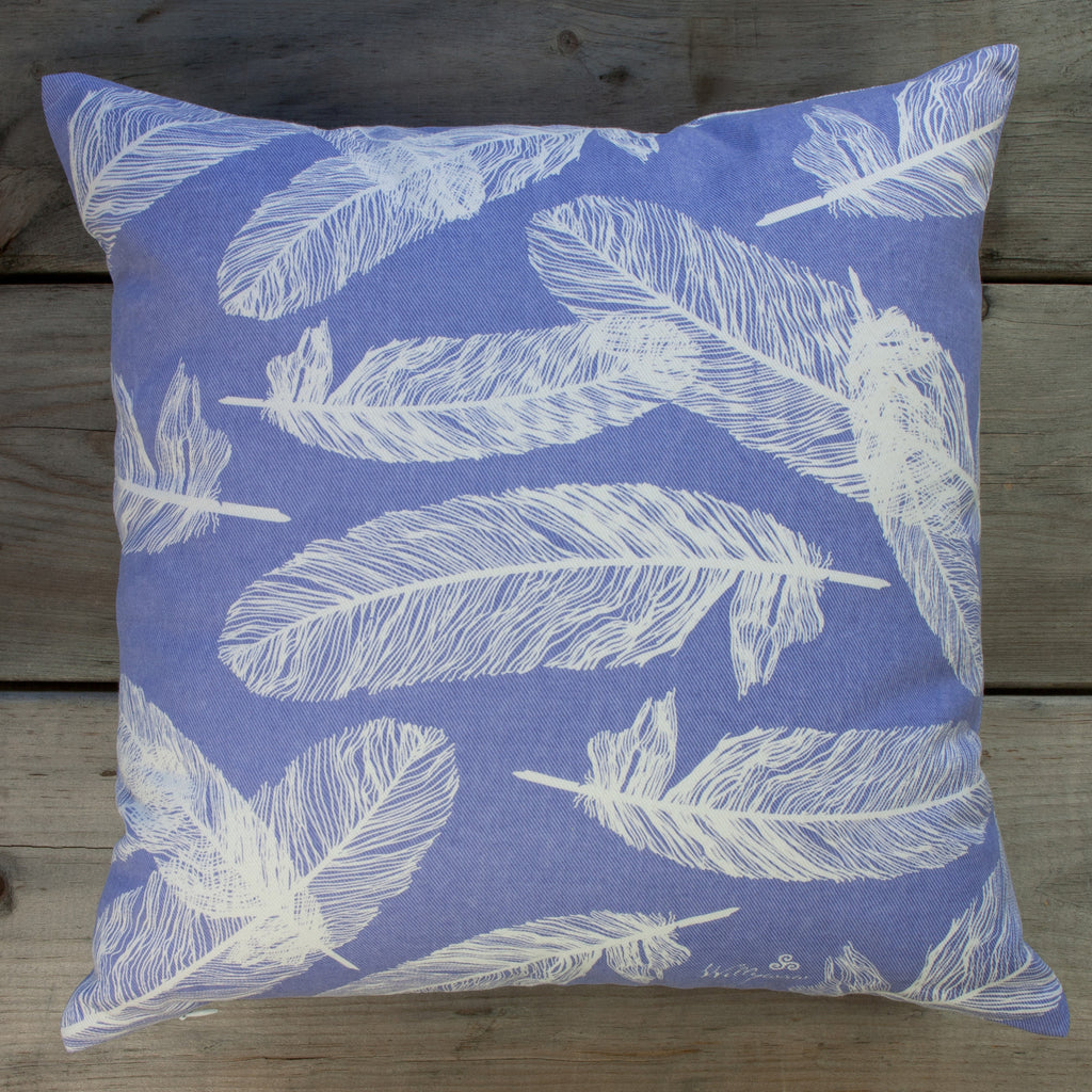 Feathers Pillow, 18