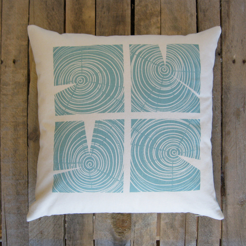 Heartwood Pillow, 18