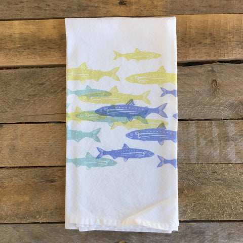 Smelts Tea Towel