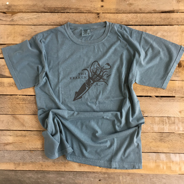 MEN'S T - THE KRAKEN