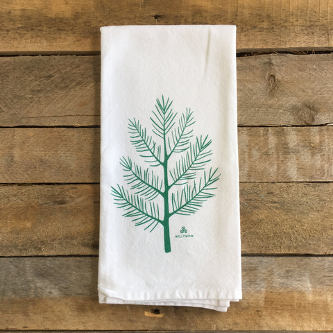 Spruce Tea Towel