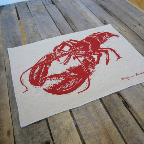 Lobster Place Mats