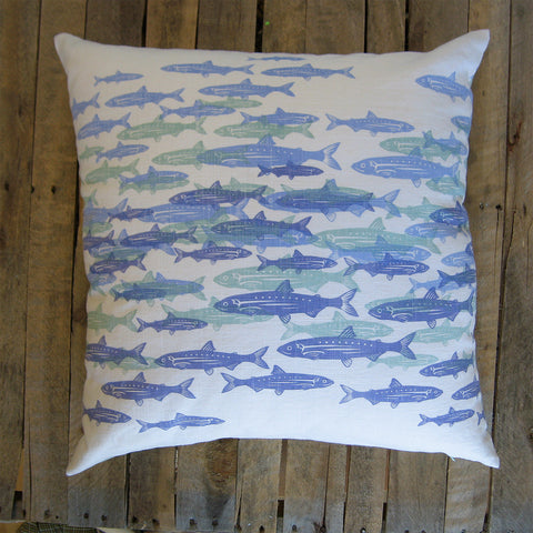 Minnow Pillow