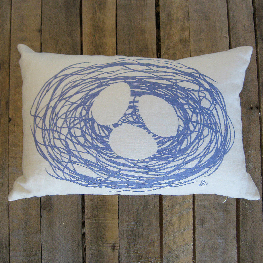 Nest Pillow, 13x19