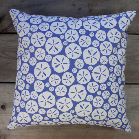 Sand Dollar Pillow, 18