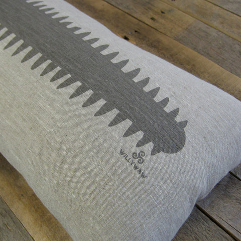 Smalltooth Sawfish Nose, 12x24