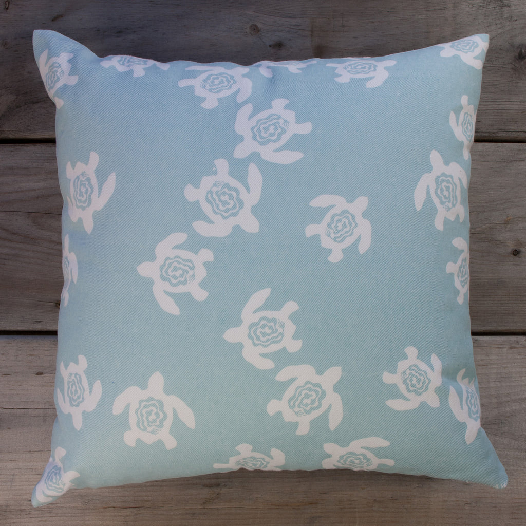 Sea Turtle Pillow, 18