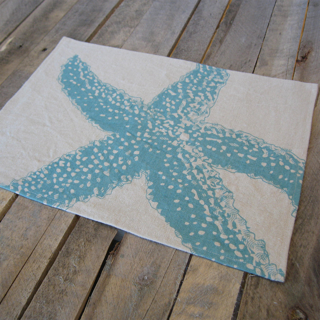 Starfish Place Mats