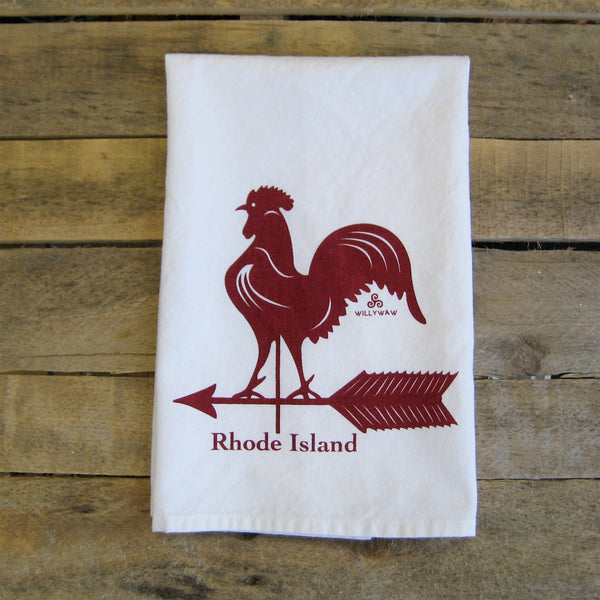 Weathervane Tea Towel