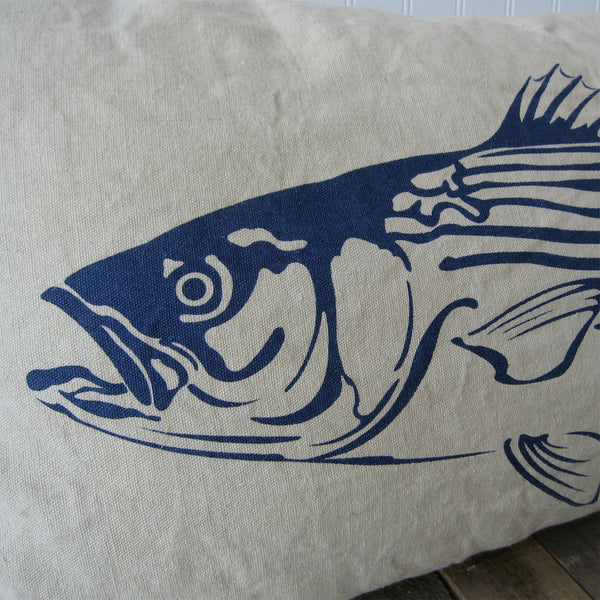Big Striper Pillow, 20x42