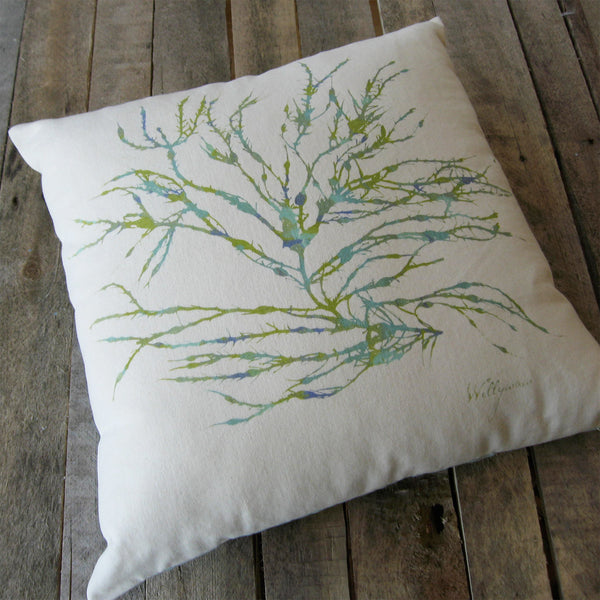 Seaweed No.3 Pillow, 18