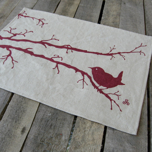 Winter Wren Place Mats