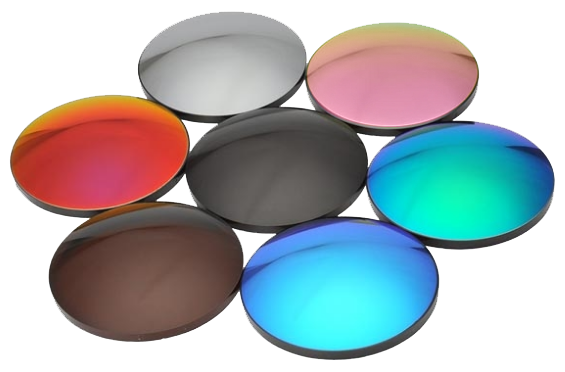 Color Sun lenses