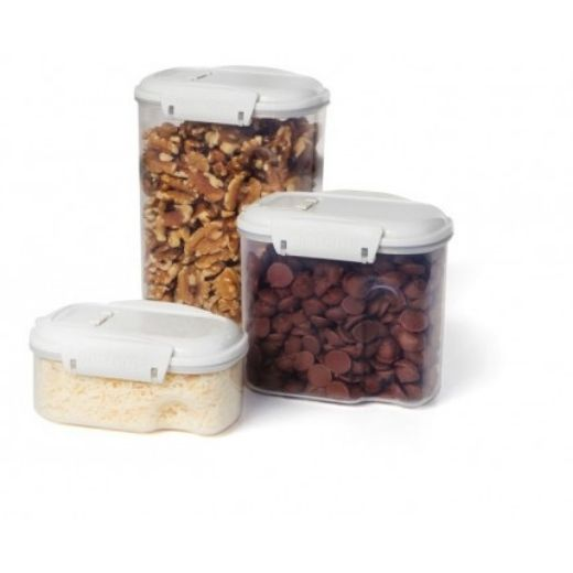Pack 3 contenedores Bake it de 285ml, 645ml y 985ml Sistema
